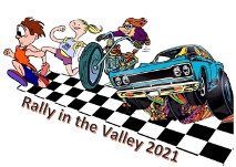 RallyNTheValley Logo
